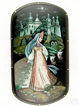Jump to Russian Tradition Online Store > Lacquer Boxes